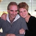 Daniel Miron et Julie Chrétien